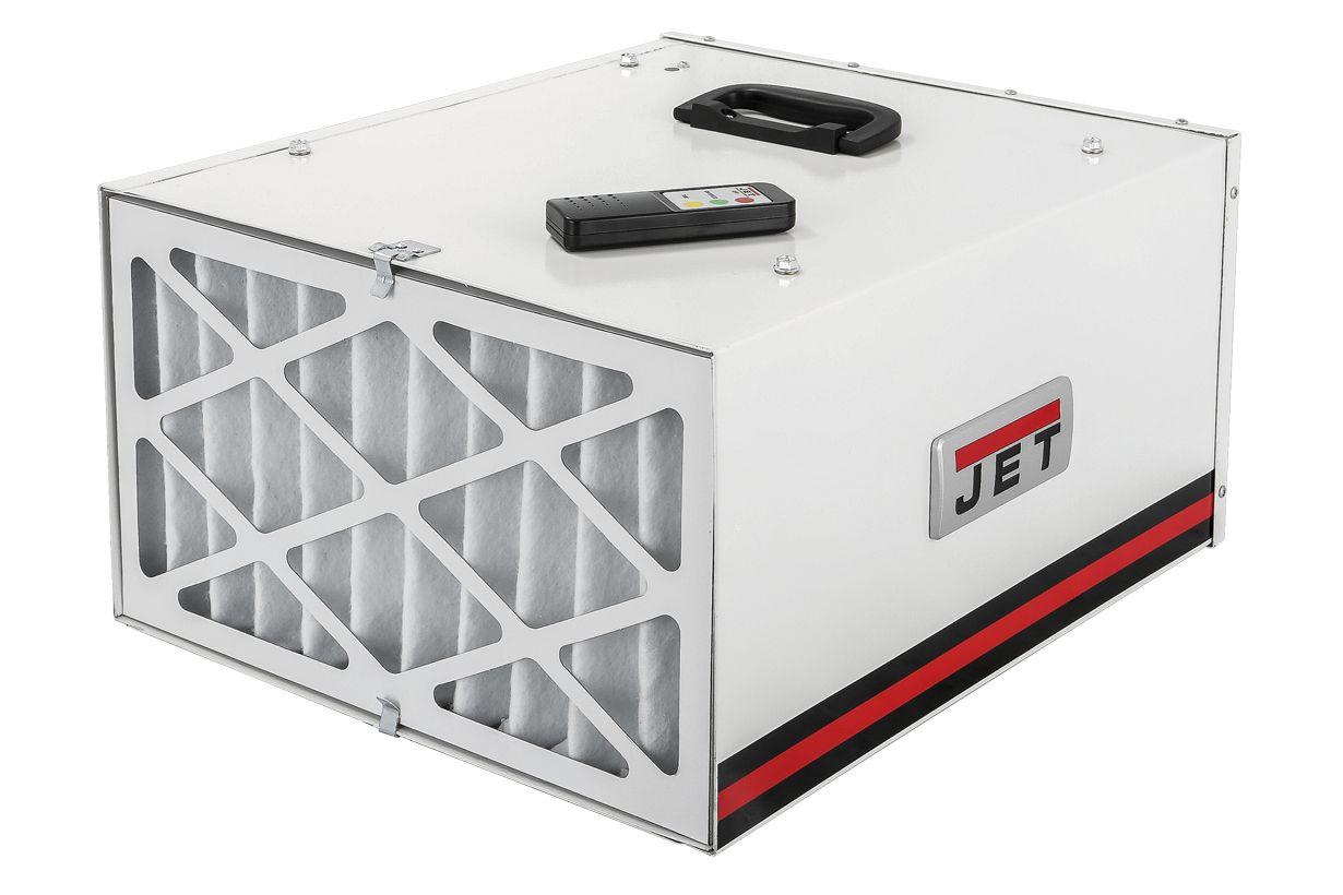 Фото анонса: AFS-400 Система фильтрации воздуха