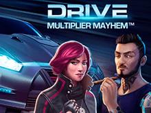 Игровой автомат с бесплатными спинами Drive: Multiplier Mayhem
